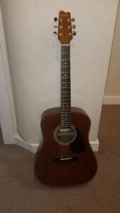 Samick Acoustic Guitar (SW 015-1)