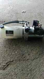 hydraulic liftgate pump