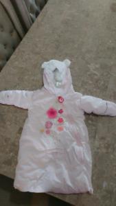 Manteau nid d'ange 0-3 mois