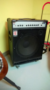 Nemesis Bass Amplifier or Trade for Monitors