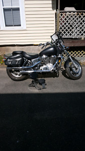 97 Honda Shadow VT 1100
