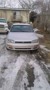 1992 toyota camry fix or parts