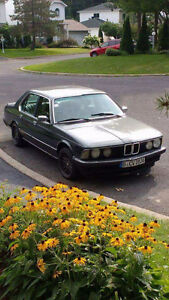 1986 BMW 7-Series Alpina B10 3.5 Tribute Berline