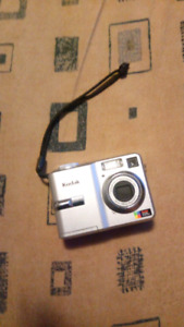 Digital Camera with Travel Case