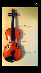 Violin Repair & Services - $5 and Up