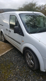 Transit connect van crew cab 5 seats crewcab sell or swap for car