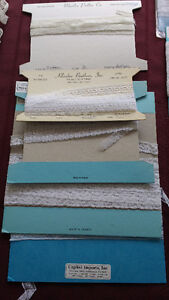 Large Assortment of Lace