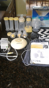 Medela swing - Complete breastfeeding package