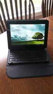 Asus Transformer Prime Tf201 tablet and keyboard.