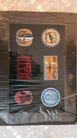 Star wars collectible badges