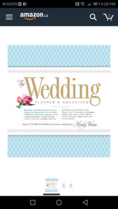The Wedding Planner and Organizer (New)