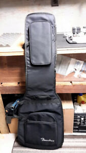 Deluxe Softshell Gig Bag Case For Bass Guitar