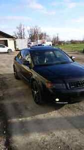 2005 AUDI A4 1.8T Quattro AWD +++ Asking ONLY $3999 ( Rims inc.)
