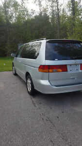 2004 Honda Odyssey Minivan, Certified and E-Tested