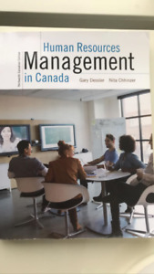 Human Resources Management in Canada