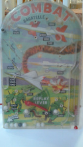 Military Action Pinball Toy