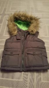 Toddler Boy Vest