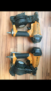 3 bostitch roofing Nailers