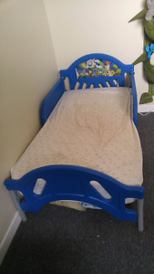 Toy story toddler bed!