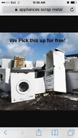 Scrap Metal Wanted appliances working or not