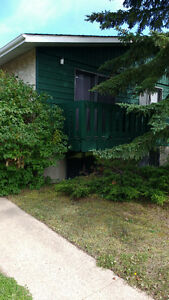 Large 2 bedroom and a den in 4-plex of Normandeau (Low Deposit)