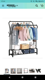 Clothes rail RRP £40.99 *offers welcome*