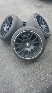 "18"" BBS rims NO LOW BALLERS"