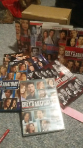 Grey's Anatomy Seasons 1-9