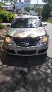 2009 VW. jetta TDI.high line . low K.M. fully loaded.