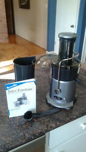 Breville juicer, perfect condition