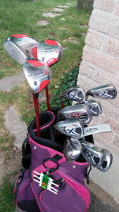 Ladies Callaway Big Bertha 13pc set L/H $275