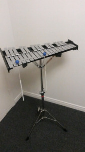 Professional Percussion BELLS  w / Stand