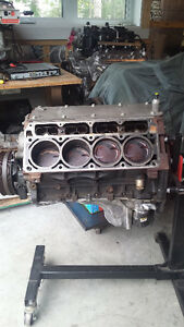 6.0 Liter G.M. Engine Block Assembly 2012 [LY6] code