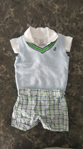 3 month summer outfit