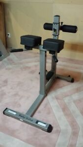 Body Solid Roman Chair/Back Extension Machine