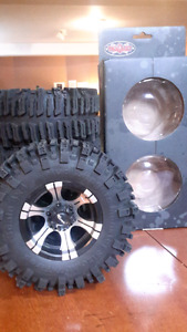 Rc4wd wheels and tires