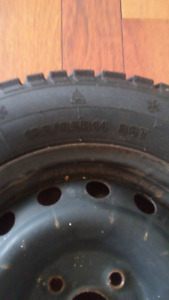 Winter tires for Hyundai Accent