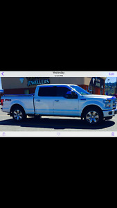 2015 Ford F-150 Platinum Pickup Truck 6.5 Box