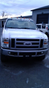 2008 Ford F-550 Camionnette