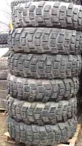 Set of 6 off road Michelin XL's