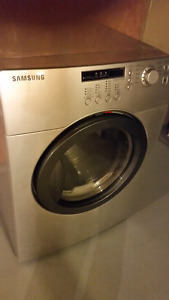 Amazing Deal! Samsung stainless steel dryer (front load) $300