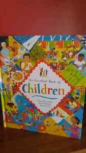 Diverse book about children around the world book for all ages Cambridge Kitchener Area image 1