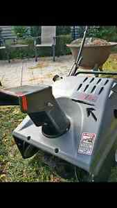 5 hp snowblower Craftman Circa