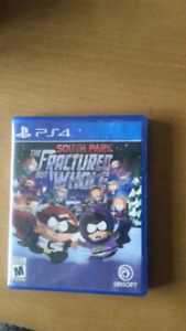 Ps4 game -south park