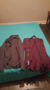 Selling 2 men's shirts