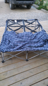 Collapsible cot