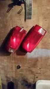 1992 - 1996 ford f150, f250, f350 tail lights ( obs ) Kawartha Lakes Peterborough Area image 1