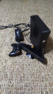 XBox 360 Modded with Kinect and a Controller