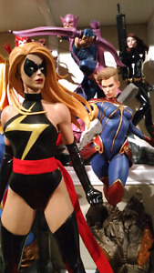 Sideshow Ms. Marvel exclusive