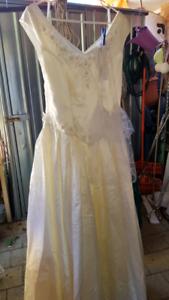 For Sale, wedding dress